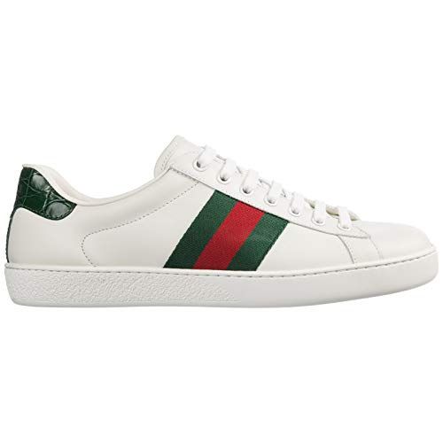 Gucci Men Sneakers Bianco 8 US