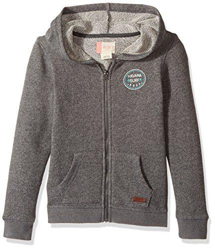 Roxy Girls' Little Close to See U Zip-up Hoodie Sweatshirt