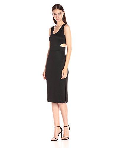 Jonathan Simkhai Women's Short Milano Cutout Dress