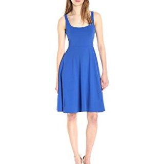 Susana Monaco Women's Paige Dress, Lapis S