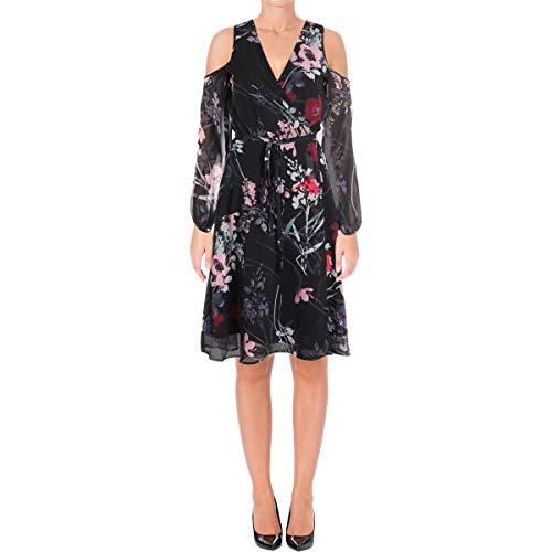 Yumi Kim Women's Dashing Wrap Dress Misty Bouquet Small