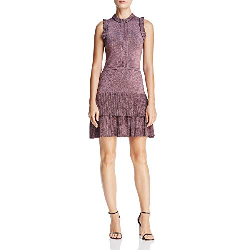Parker Women's JoJo Knit Dress, Dragon Fruit, S