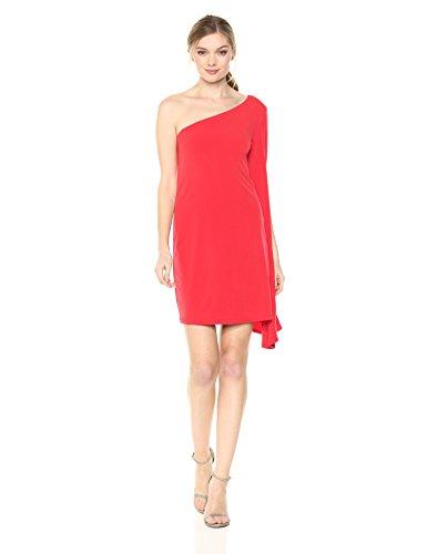 Trina Trina Turk Women's Musa Dress, red Medium