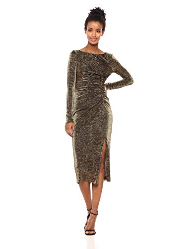 Rachel Zoe Women's Lovey, Black/Gold