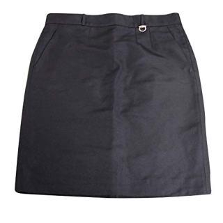 Gucci Pencil Black Polyester Cotton Skirt