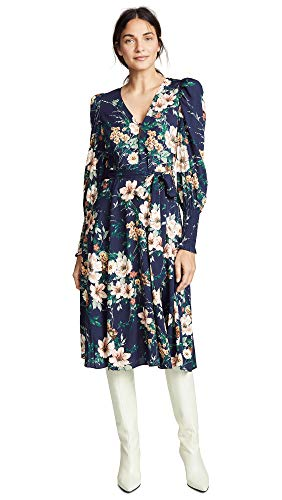Yumi Kim Women's Newbury Dress, Flower Patch Navy