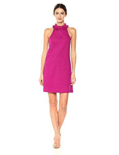 Trina Turk Women's Dobbie Dress, Moderate Magenta