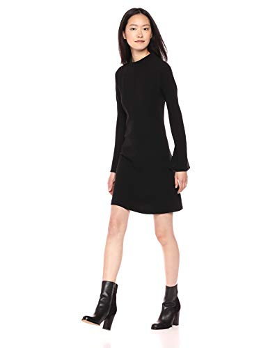 Theory Women's Long Sleeve Dolman Shift Dress