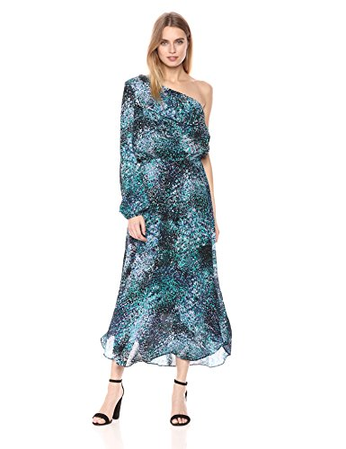 Ramy Brook Women's Printed Courtney Dress