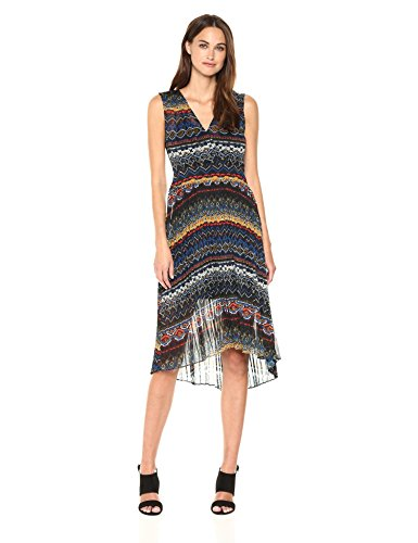 Plenty by Tracy Reese Women's Pleatmidi