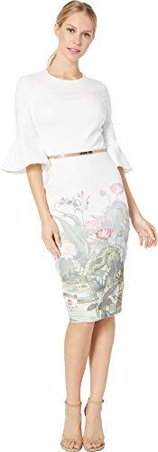 Ted Baker Women's Azania Wonderland Bodycon Dress