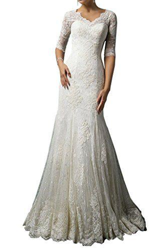 MILANO BRIDE Modest Wedding Dress For Bride