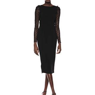 Rachel Zoe Women's Harper Dress, Black 4