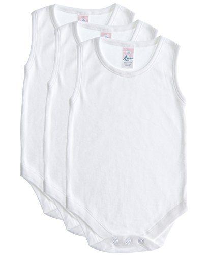 Soft Cotton Sleeveless Onesie Bodysuit
