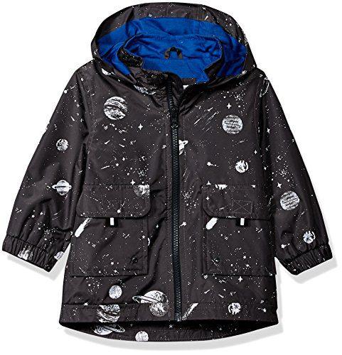 Carter's Baby Boys His Favorite Rainslicker Rain Jacket