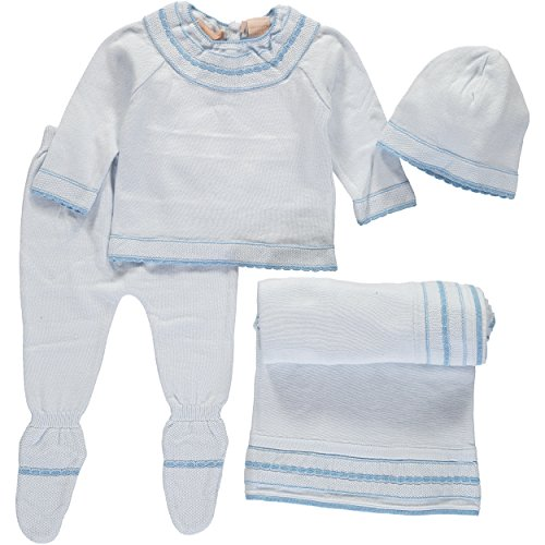 Boutique Collection Baby Boys Layette Set- Shirt