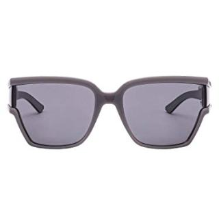 Balenciaga Women's Grey Acetate Sunglasses