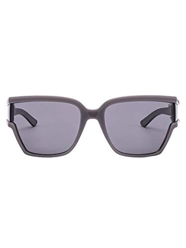 Balenciaga Women's Grey Acetate Sunglasses
