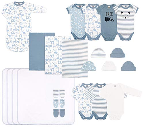 The Peanutshell 23 Piece Essential Layette Gift Set
