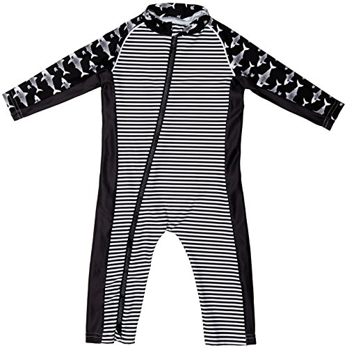 Stonz Premium Rash Guard Rashguard Sun Suit for Active Baby