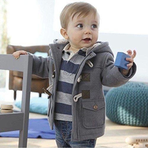 LadayPoa Fashion Winter Children Kids Baby Boys Infant