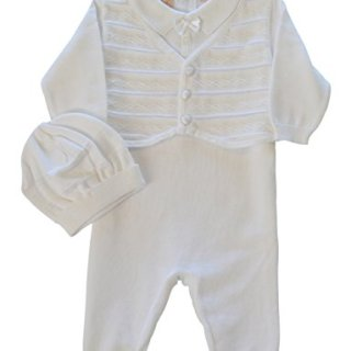 Boutique Collection Baby Boys' Christening Outfit