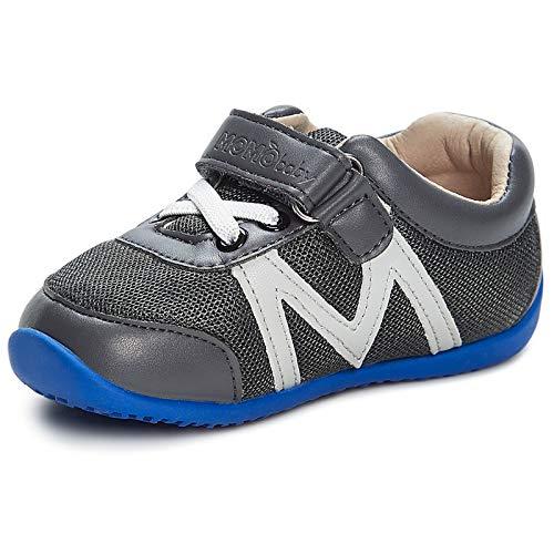 Momo Baby Boys First Walker Toddler Hunter Sneaker Shoes