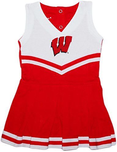 Creative Knitwear University of Wisconsin Badgers Newborn Baby