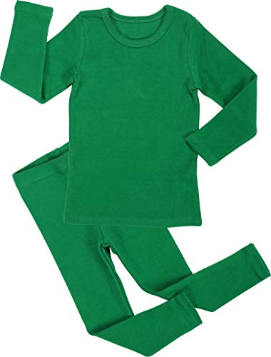 Baby Boys Girls Pajama Set 6M-8T Kids Toddler Snug fit Cotton Sleepwear