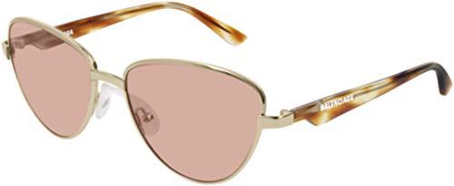 226ea8edaae46 Balenciaga Sunglasses Gold-Havana