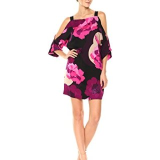 Trina Turk Women's Baracoa Dress, Multi XL