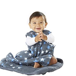 Gunapod BambooRayon Unisex Wearable Blanket Baby Sleeping Bag