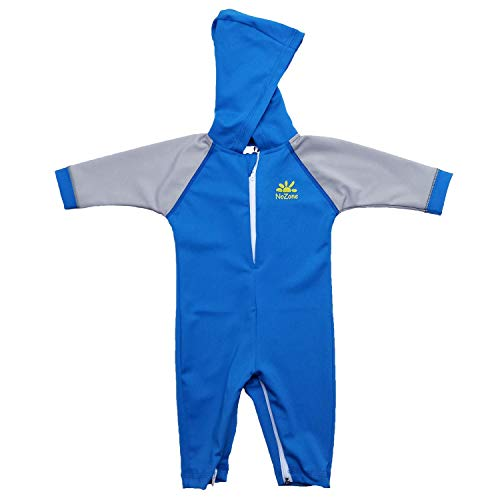 2f9a4df6738f3 Nozone Kailua Sun Protective Hooded Baby Swimsuit Clout Wear Fashion ...