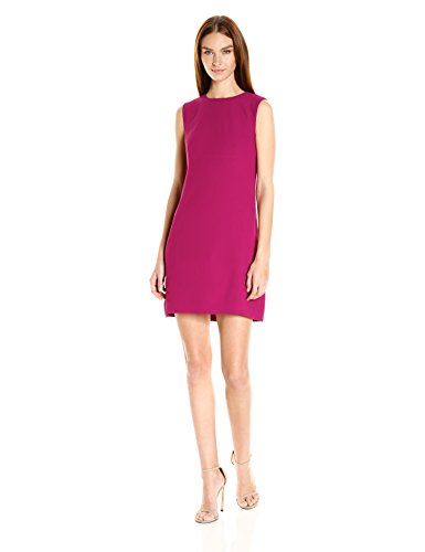 Trina Turk Women's Quip Classic Crepe Sleeveless Dress