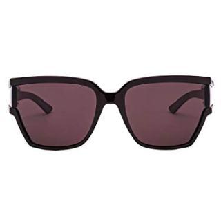 Balenciaga Women's Brown Acetate Sunglasses