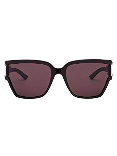 Balenciaga Women's Brown Acetate Sunglasses