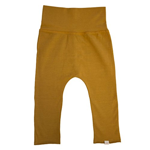 KOOSHOO Kids Pants - Expandable Organic Cotton Baby Pants