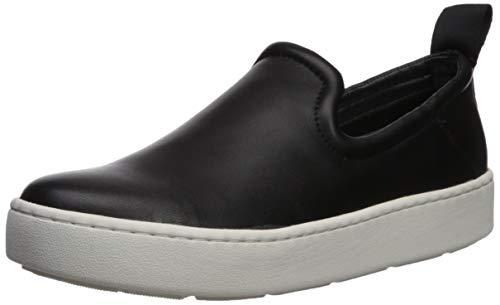 Dolce Vita Women's TAG Sneaker Black Leather