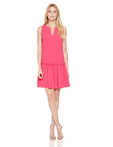 Trina Turk Women's Yarrow Drop Waist Dress