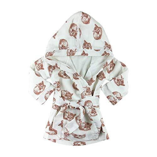 Kate Quinn Organics Unisex-Baby Robe