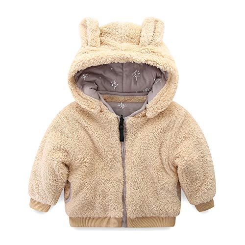 Mud Kingdom Cute Toddler Boy Fleece Jacket