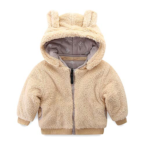 Mud Kingdom Cute Toddler Boy Fleece Jacket