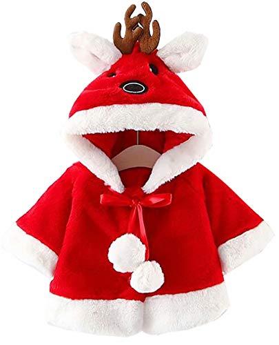 Toddler Girls Boys Xmas Costume Cute Christmas Deer