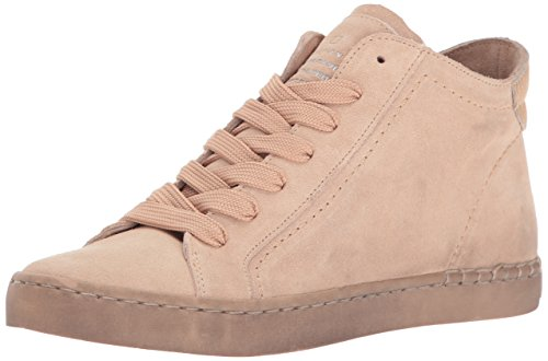 Dolce Vita Women's Zane Fashion Sneaker Blush Suede