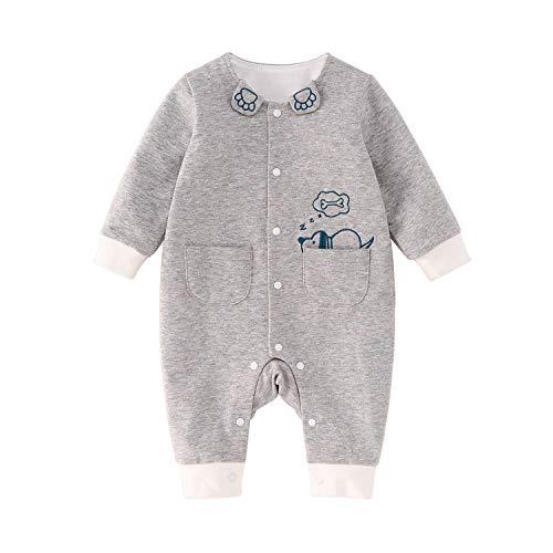 pureborn Baby Romper Unisex Newborn Infant Cotton Cartoon