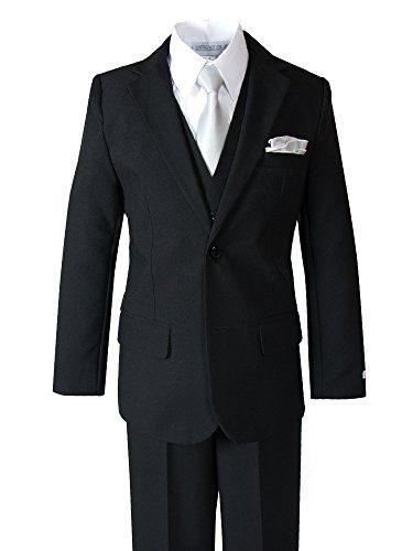Spring Notion Big Boys' Modern Fit Dress Suit Set