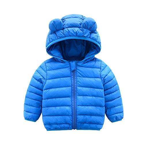 CECORC Winter Coats for Little Kids with Hoods