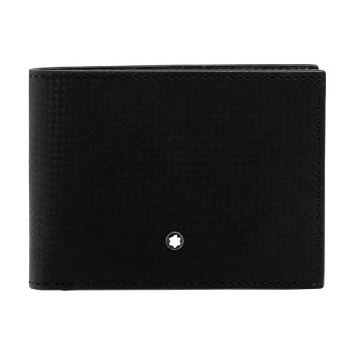 Montblanc Westside Extreme Black Leather Wallet