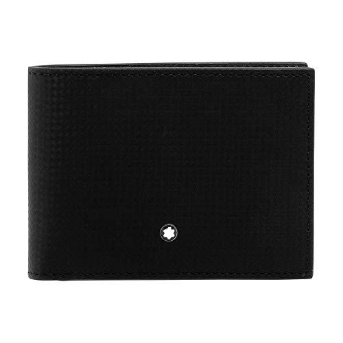 Montblanc Westside Extreme Black Leather Wallet