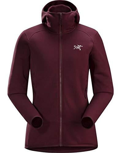 Arc'teryx Women's Kyanite Hoodie Crimson Medium